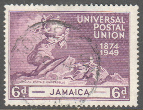 Jamaica Scott 145 Used